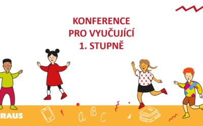 Konference pro učitele 1. stupně ONLINE 2021