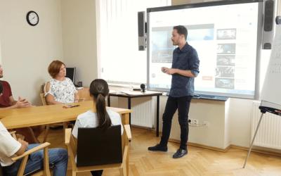 Komunikační pojetí v integrované výuce tzv. mluvnice a slohu